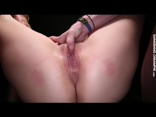 Big boobs natural gang bang